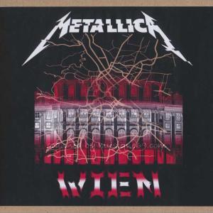 メタリカ Metallica - Vienna, Austria 16/08/2019 (CD)|musique69