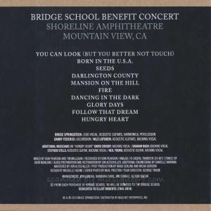 ブルーススプリングスティーン Bruce Springsteen - Bridge School (CD)|musique69|02
