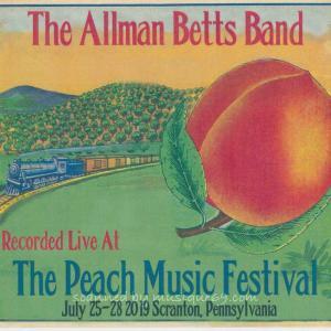 オールマンベッツバンド The Allman Betts Band - Live at The 2019 Peach Music Festival (CD)|musique69