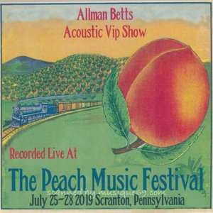オールマンベッツバンド The Allman Betts Band - Acoustic Vip Show: Live at The 2019 Peach Music Festival (CD)|musique69