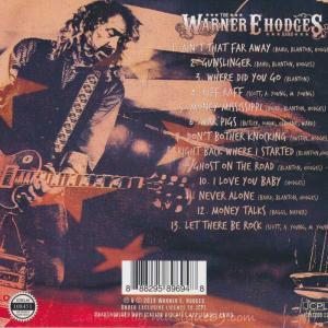 ワーナーE.ホッジス The Warner E. Hodges Band - Live at Bootleggers (CD)|musique69|02