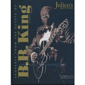 BBキング B.B.King - Property from the Estate of B.B. King: Limited Edition Catalog (goods)|musique69