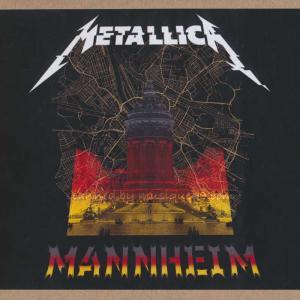 メタリカ Metallica - Mannheim, Germany 25/08/2019 (CD)|musique69