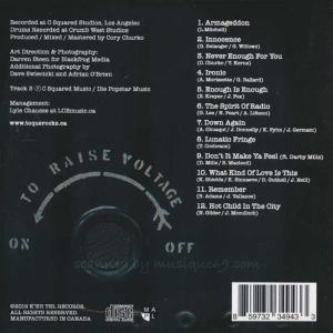 トーク Toque - Never Enough (CD)|musique69|02