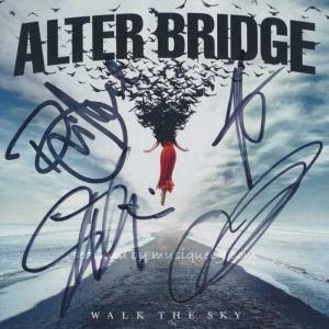 アルターブリッジ Alter Bridge - Walk the Sky: Exclusive Autographed Edition (CD)|musique69