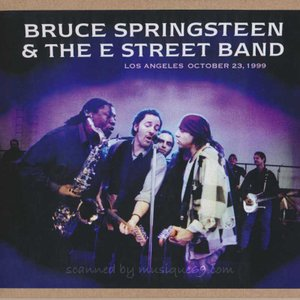 ブルーススプリングスティーン Bruce Springsteen & The E Street Band - Los Angeles, October 23, 1999 (CD)|musique69