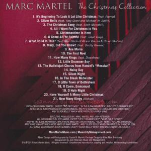 マークマーテル Marc Martel - The Christmas Collection (CD) musique69 02