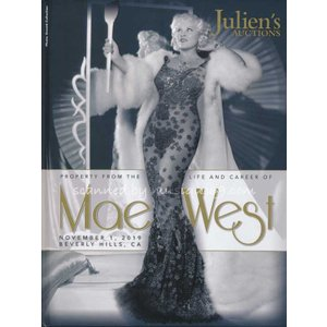 メイウエスト Mae West - Property from the Life and Career of Mae West: Limited Edition Catalog (goods)|musique69