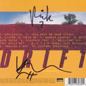 アンダーワールド Underworld - Drift Series 1 Sampler Edition: Exclusive Autographed Version (CD)|musique69|02