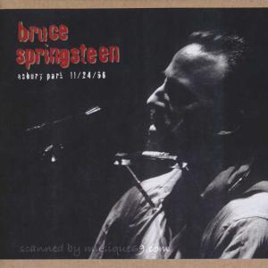 ブルーススプリングスティーン Bruce Springsteen - Asbury Park 11/24/96 (CD)|musique69