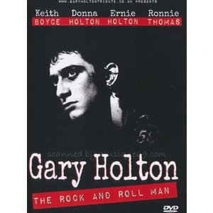 ヘヴィメタルキッズ Heavy Metal Kids (Gary Holton) - The Rock and Roll Man (DVD)|musique69