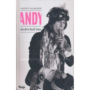 アンディマッコイ Andy McCoy - Andy: Rock'n'Roll Star|musique69