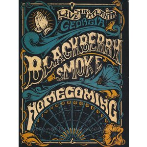 ブラックベリースモーク Blackberry Smoke - Homecoming: Live in Atlanta, Georgia (DVD)|musique69