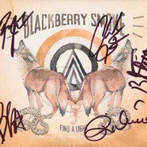 ブラックベリースモーク Blackberry Smoke - Find a Light: Exclusive Autographed Edition (CD)|musique69