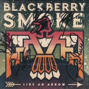 ブラックベリースモーク Blackberry Smoke - Like an Arrow: Exclusive Autographed Edition (CD)|musique69