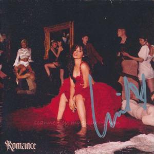 カミラカベロ Camila Cabello - Romance: Exclusive Autographed Edition (CD) musique69