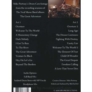 マイクポートノイ Mike Portnoy - The Great Adventure (DVD)|musique69|02