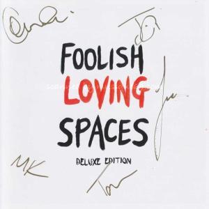 ブロッサムズ Blossoms - Foolish Loving Spaces: Exclusive Autographed Deluxe Edition (CD)|musique69