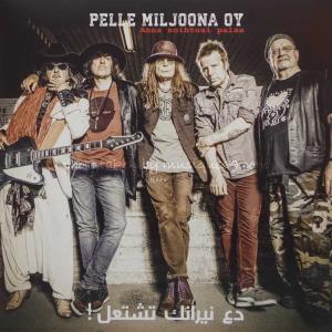 アンディマッコイ  Andy McCoy (Pelle Miljoona Oy) - Anna Soihtusi Palaa (vinyl)|musique69