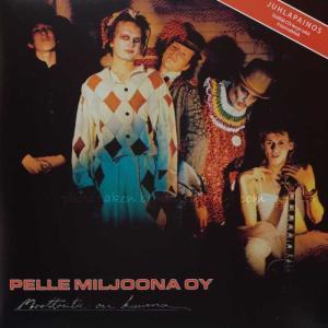 アンディマッコイ  Andy McCoy (Pelle Miljoona Oy) - Moottoritie on Kuuma: Special Black Edition (LP/CD)|musique69
