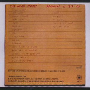 ホワイトストライプス The White Stripes - Munich 11.27.01 (CD)|musique69|02