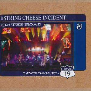 ストリングチーズインシデント The String Cheese Incident - On the Road: Suwannee Hulaween 10/26/2019 (CD)|musique69