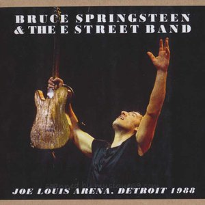 ブルーススプリングスティーン Bruce Springsteen & The E Street Band - Joe Louis Arena, Detroit 1988 (CD)|musique69