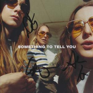 ハイム Haim - Something to Tell You: Exclusive Autographed Edition (CD)|musique69