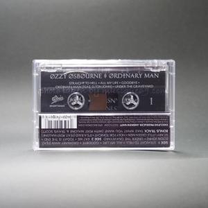オジーオズボーン Ozzy Osbourne - Ordinary Man: Cane Cover Art Edition (cassette)|musique69|02