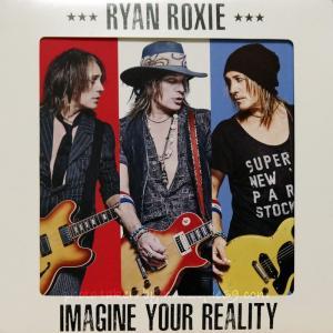 ライアンロキシー Ryan Roxie - Imagine Your Reality: Super Deluxe Edition Black Vinyl musique69