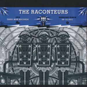 ラカンターズ The Raconteurs - The Blue Room at Third Man Records, Nashville, TN (CD) musique69