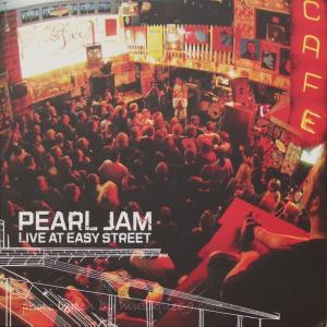 パールジャム Pearl Jam - Live at Easy Street RSD Edition Black Vinyl (LP)|musique69