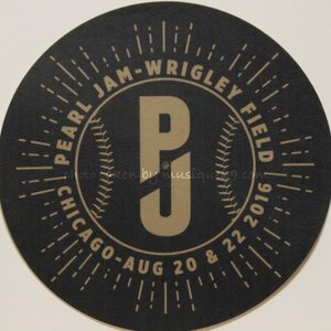 パールジャム Pearl Jam - Geo-Burst Turntable Slipmat (goods)|musique69