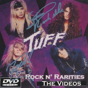 タフ Tuff - Rock n' Rarities: The Videos (DVD)|musique69