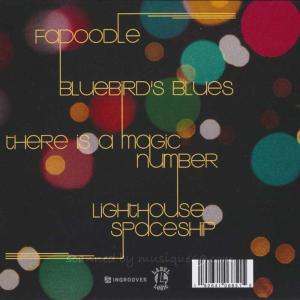 ジェリーフィッシュ Jellyfish (The Lickerish Quartet) - Threesome Vol. 1 Ep (CD) musique69 02