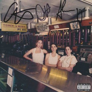 ハイム Haim - Women in Music Pt. III: Exclusive Autographed Edition (CD)|musique69