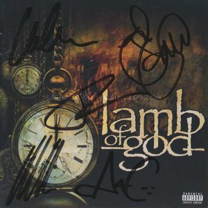 ラムオブゴッド Lamb of God - S/T: Exclusive Autographed Edition (CD)|musique69