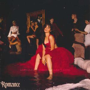 カミラカベロ Camila Cabello - Romance: Limited Edition Red Translucent Etched LP + Bonus CD (vinyl/CD)|musique69