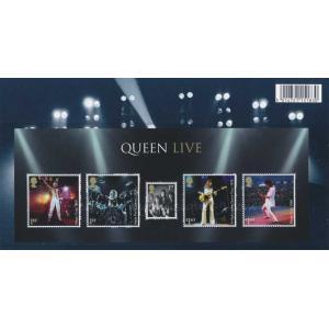 クイーン Queen Presentation Pack (goods)|musique69|02