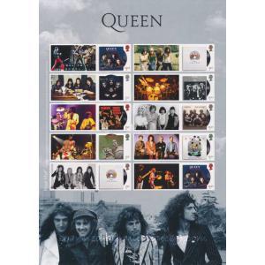 クイーン Queen Album Cover Collector's Sheet (goods) musique69