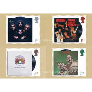 クイーン Queen Postcards (goods)|musique69|03