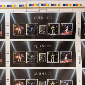 クイーン Queen Press Sheet: Limited Edition (goods)|musique69