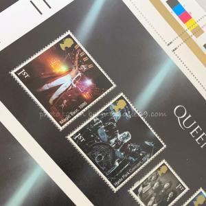 クイーン Queen Press Sheet: Limited Edition (goods)|musique69|02