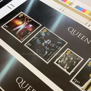 クイーン Queen Press Sheet: Limited Edition (goods)|musique69|03