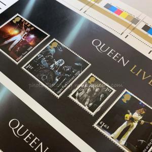 クイーン Queen Press Sheet: Limited Edition (goods)|musique69|04