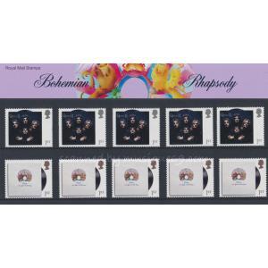 クイーン Queen Bohemian Rhapsody Souvenir Pack (goods)|musique69