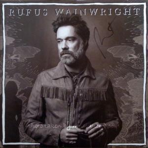 ルーファスウェインライト Rufus Wainwright - Unfollow the Rules: Exclusive Autographed Edition (vinyl)|musique69