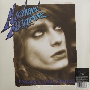 マイケルモンロー Michael Monroe - Peace of Mind: Limited Edition Black LP (vinyl) musique69