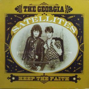 ジョージアサテライツ The Georgia Satellites - Keep the Faith (vinyl) musique69