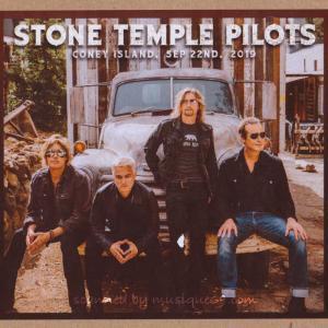 ストーンテンプルパイロッツ Stone Temple Pilots - The Amphitheater at Coney Island Boardwalk (CD)|musique69